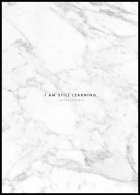I am still Learning Poster